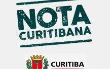 Nota Curitibana Sorteios Prêmios