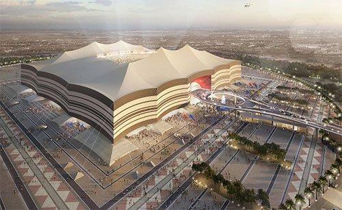 Estádio Al-Bayt Copa 2022 Qatar
