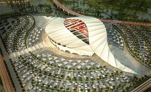 Estádio Al-Khor Copa 2022 Qatar
