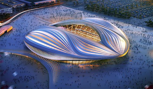 Estádio Al-Wakrah Copa 2022 Qatar