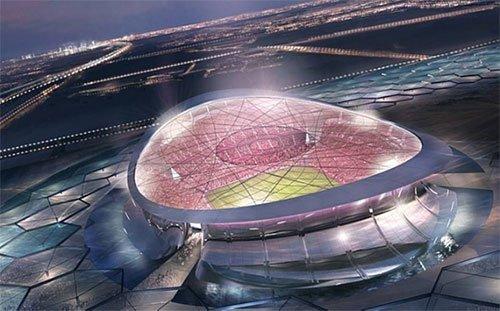 Estádio Lusail Iconic Copa 2022 Qatar