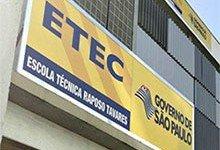 Etec Cursos Técnicos Gratuitos SP
